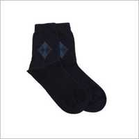 Soft Woolen Printed Socks