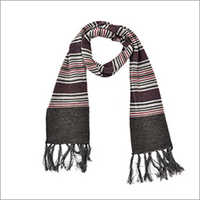 Striped Woolen Muffler