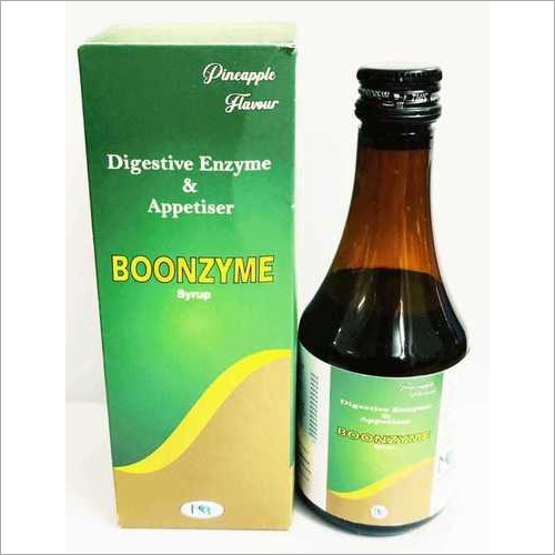 Digestive Enzyme And Appetiser Syrup