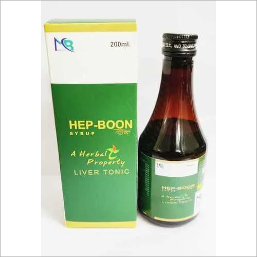 200 ML Liver Tonic Syrup