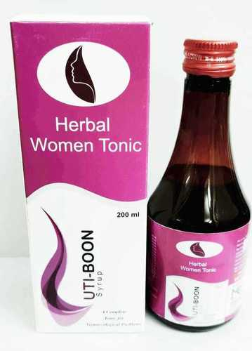 200 ML Herbal Women Tonic Syrup