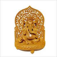 8 Inch Ganesha Idol