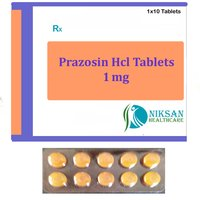 Prazosin Hcl 1Mg Tablets