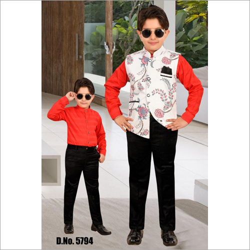 Boys Two Piece Suit