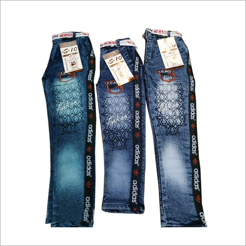 Boys Side Tape Jean