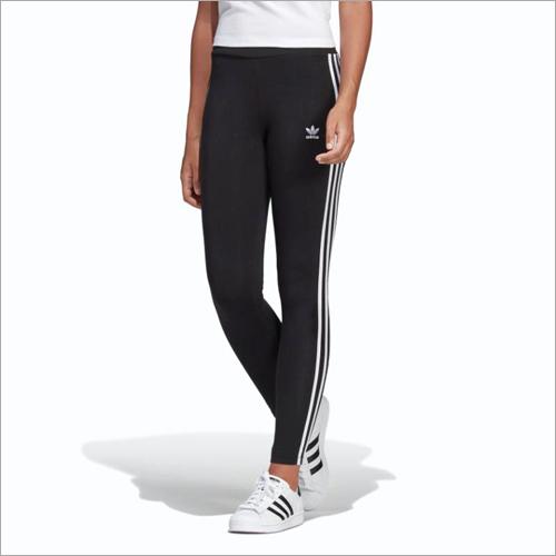 3 Stripes Black Legging