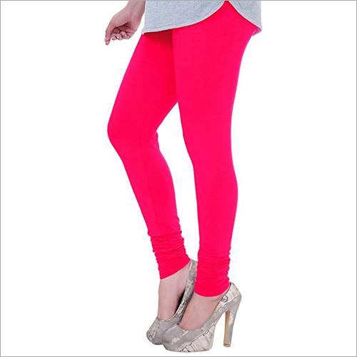 Ladies Pink Legging