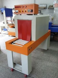 Shrink Tunnel Machine For Oil jar - 5 and 5 liter jars Model