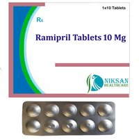 Ramipril 10 Mg Tablets