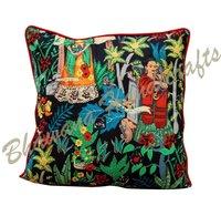 100% Cotton Farida Kahlo Cushion Cover Hippie Frida's Pillowcases