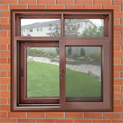 UPVC Combination Window