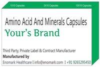 Amino Acid and Minerals Capsules