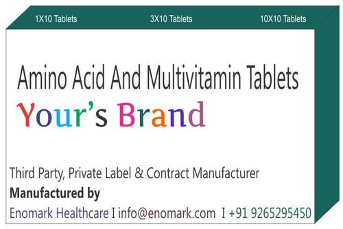 Amino Acid And Multivitamin