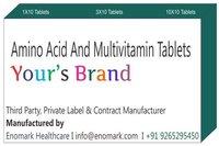 Amino Acid And Multivitamin