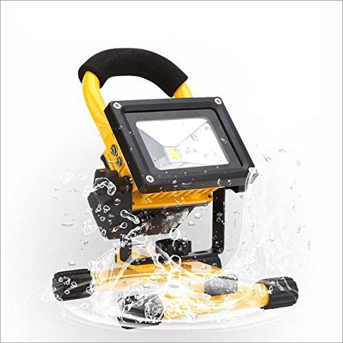 50W Rechargeable Waterproof Flood Light