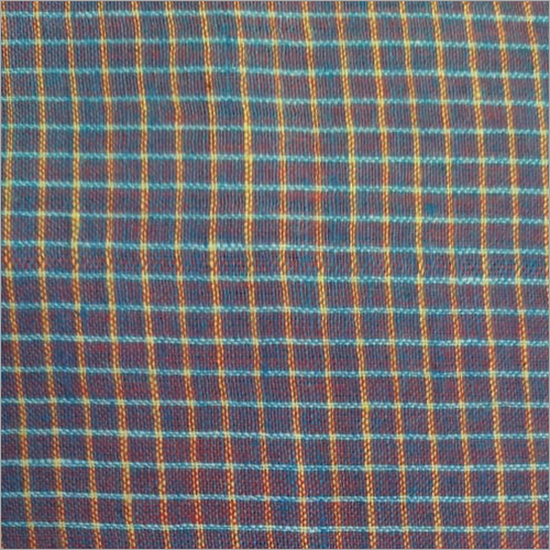 200C Check Shirt Fabric