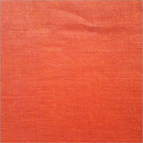 Red Plain Cotton Fabric 150C