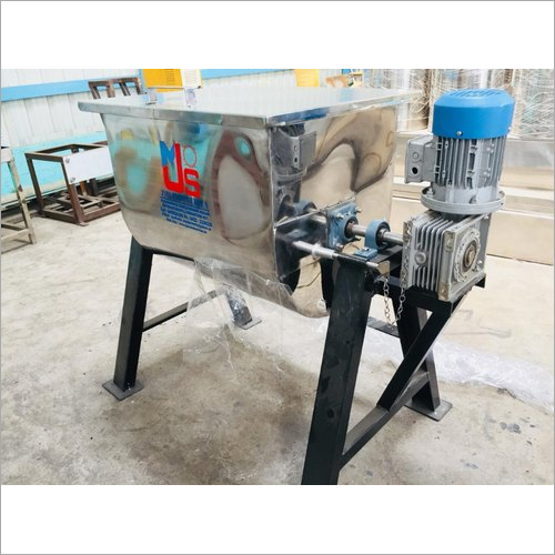 Ribbon Blender Mixing Machine
