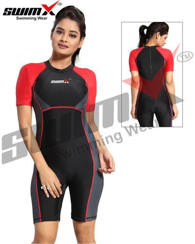 Ladies Racing Swimwear Costume