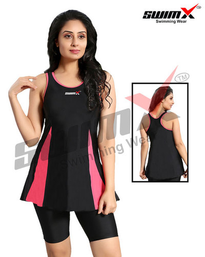 Ladies T Back Swimming Costume