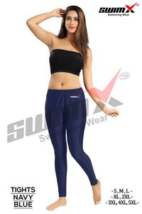 Ladies Swim Tights Full Leggings