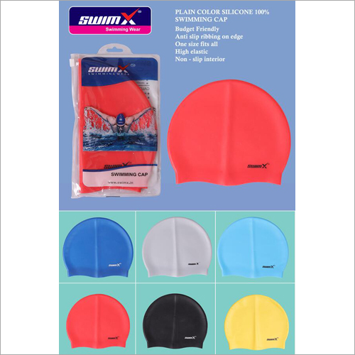 Plain Color Swimming Cap