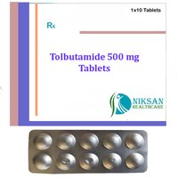 Tolbutamide 500Mg Tablets