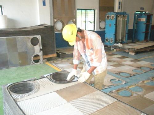 Refurbishment of Heat Exchanger