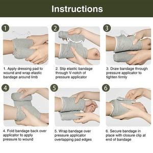 EMS Pressure Bandage