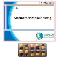 Artemether Capsules 40 Mg
