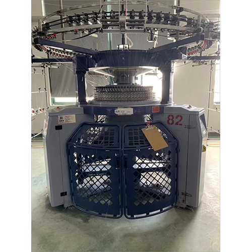 Jingmei Double Jersey Knitting Machine