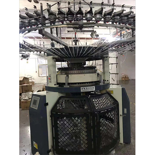 Jacquard Circular Knitting Machine