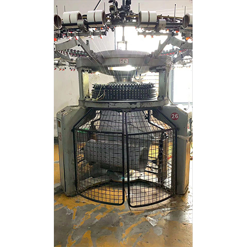 Double Jersey Knitting Machine