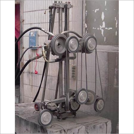 Hydraulic Wire Saw Machine