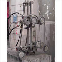 Hydraulic Wire Saw Machine