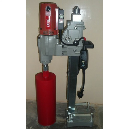 Dck Core Drill Machine