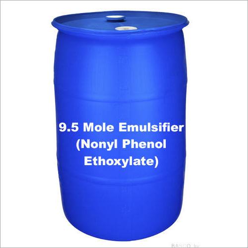 9.5 Moles Emulsifier (Nonylphenol Ethoxylate)