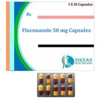 Fluconazole 50 Mg Capsules