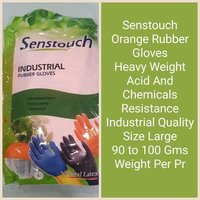 senstouch rubber gloves