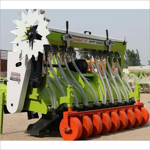Agriculture Happy Seeder