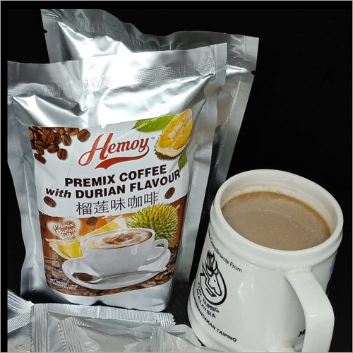 Durian Flavour Premix Coffee