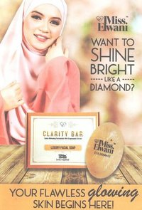 Facial Soap Bar Clarity Luxury