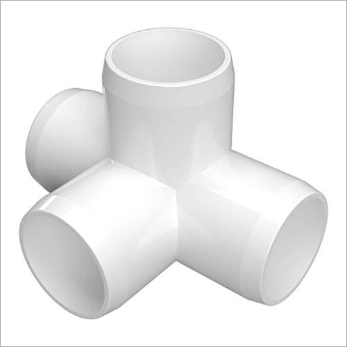 Four Way Electrical Fitting Joint