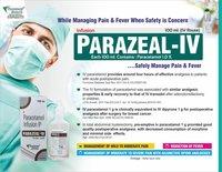 Paracetamol IV Fluid