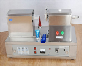 Tube Sealing Machine With Coding