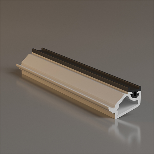 20MM UPVC Double Glass Profile