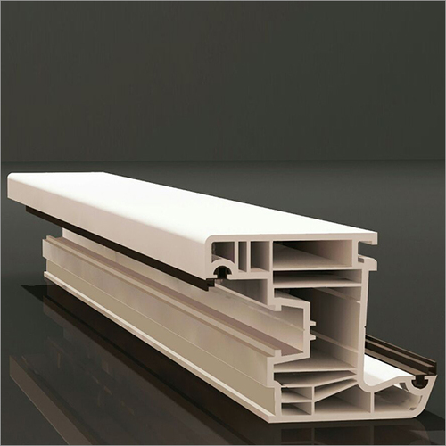 6 Chamber UPVC Sash Window Profile