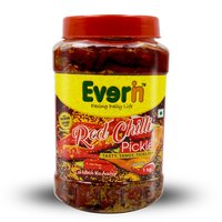 1kg Red Chilli Pickle
