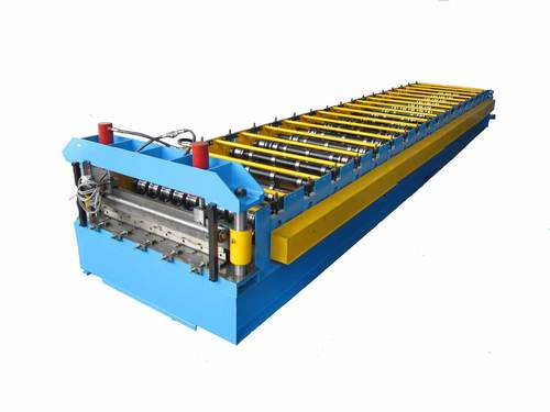 ROOFING SHEET PROFILE MAKING MACHINE