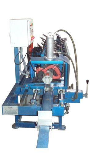 roll forming hydrolic cutting machine